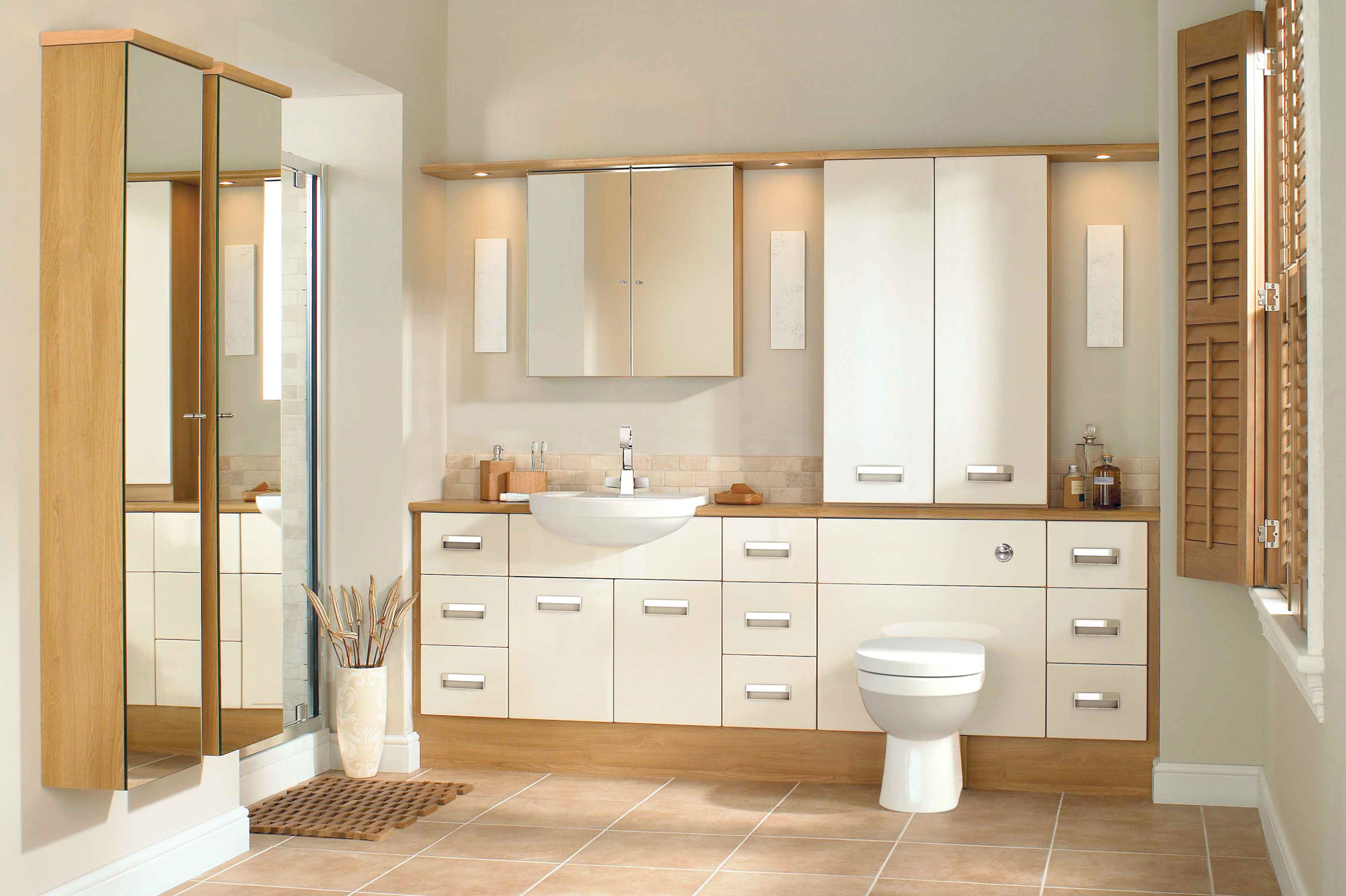 Fitted Bathrooms In Bolton: Putterills, Property For Sale And To Let, Hertfordshire, UK