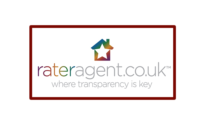 Rate us on rateragent.co.uk