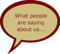 What our clients say about us?
