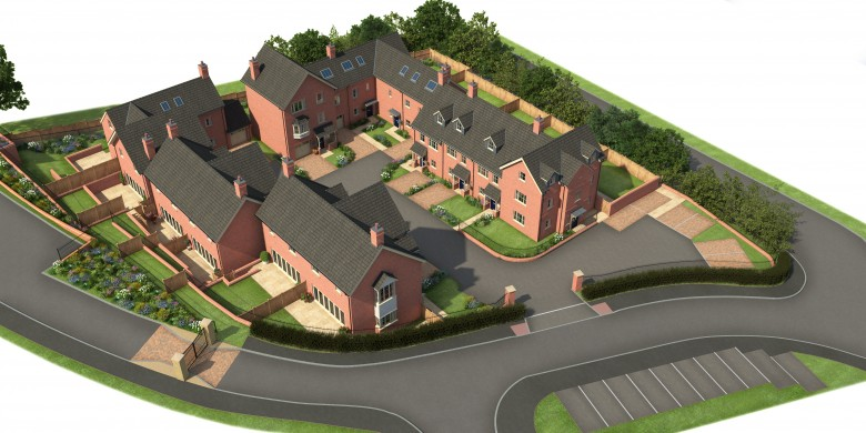 View Full Details for St Andrews Place - Plot 7, Hitchin - EAID:, BID:landdb