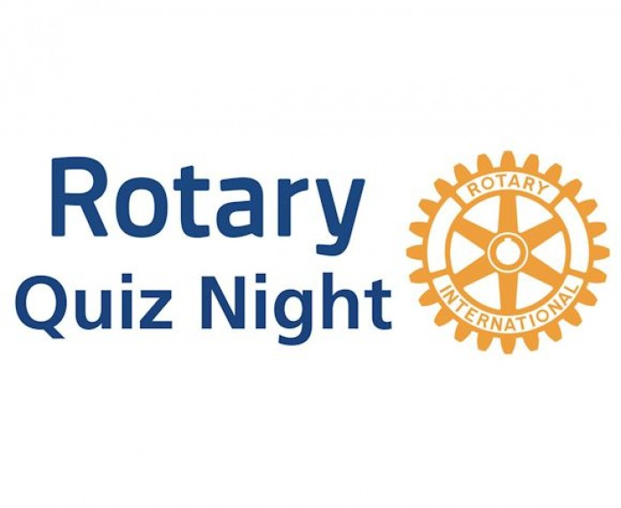 22nd Oct: Rotary Charity Quiz Night, WGC