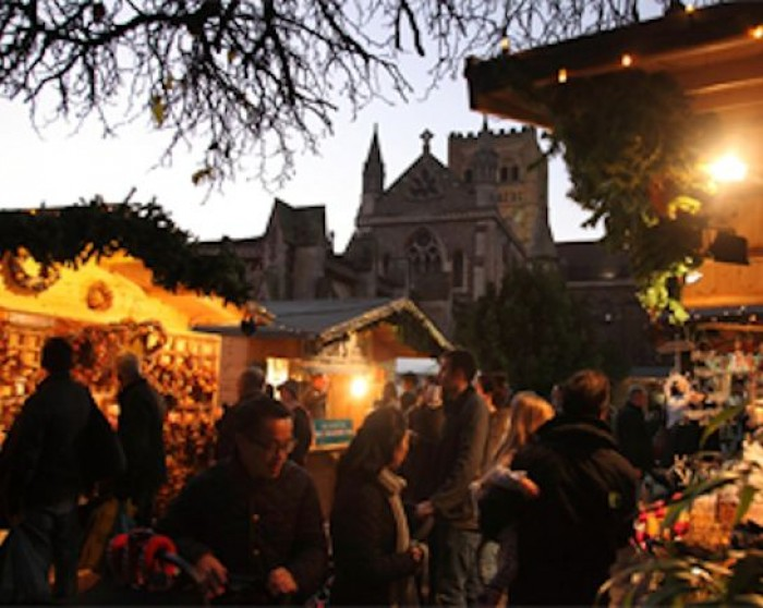 24th Nov-18th Dec: St Albans Christmas Market