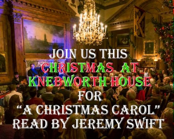 10th & 11th Dec: A Christmas Carol, Knebworth House