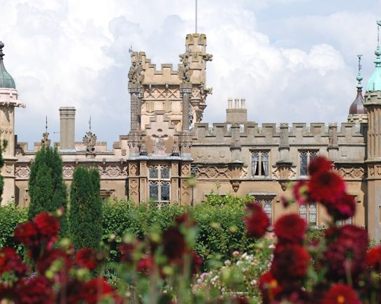 26th March: Knebworth Parish Open Day, Knebworth House