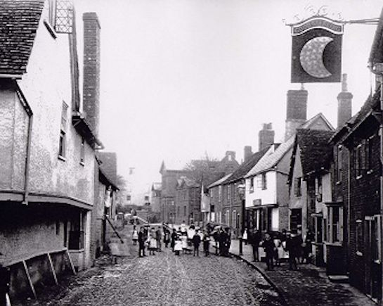 Life on Dead Street - Hitchin's Victorian Families
