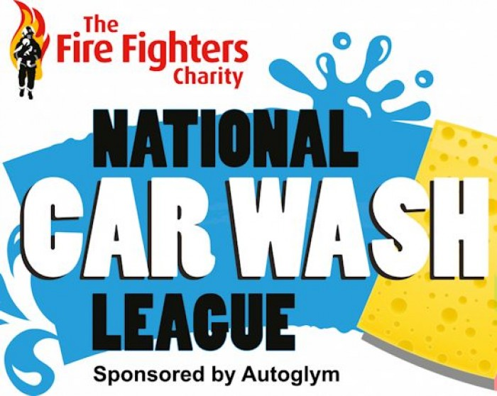 1st April: The Fire Fighters Charity National Car Wash, Welwyn