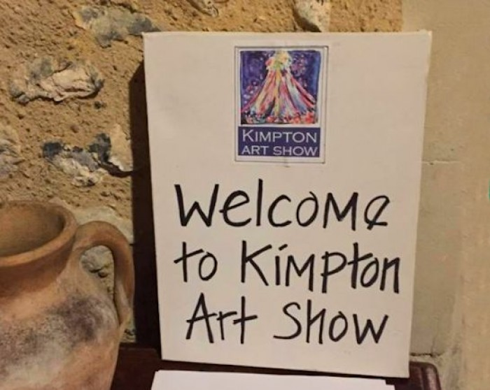 28th April-1st May: Kimpton Art Show