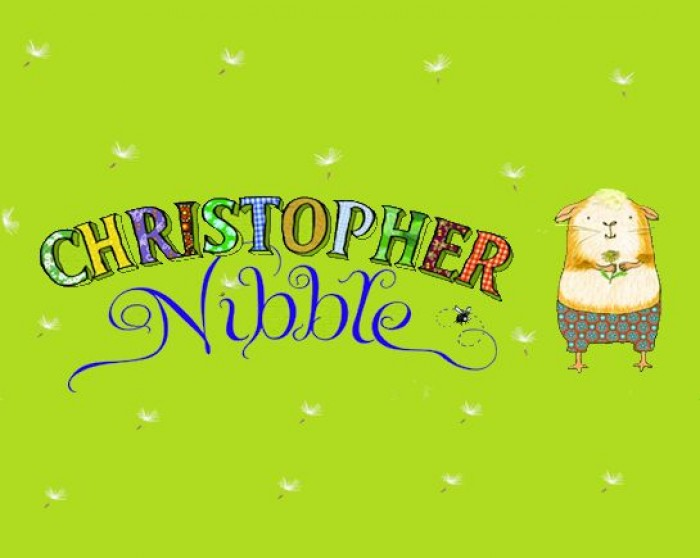 6th May: Christopher Nibble, SandPit Theatre, St Albans