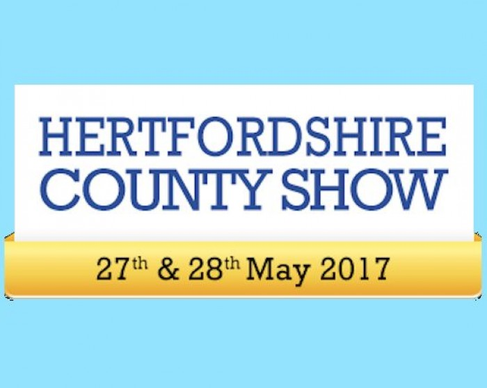 27th & 28th May: Hertfordshire County Show, Redbourn