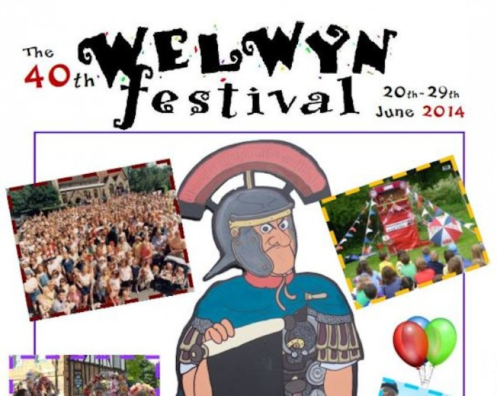 16th-25th June: Welwyn Festival