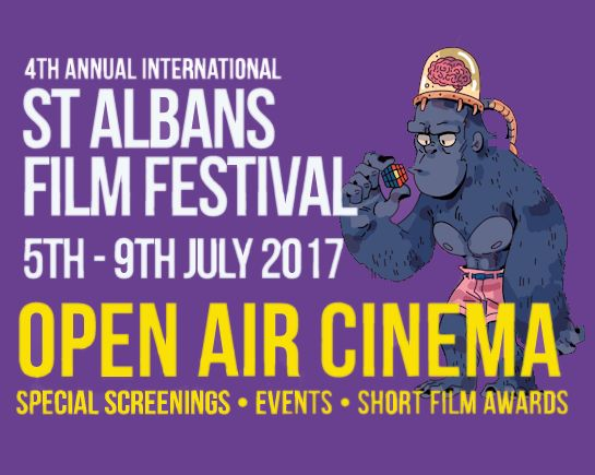 5th-9th July: St Albans Film Festival