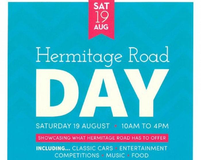 19th Aug: Hermitage Road Day, Hitchin
