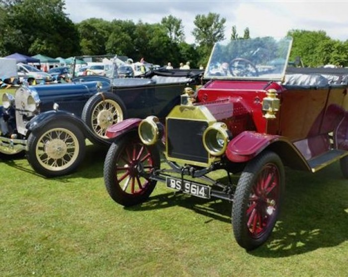 20th Aug: Tewin Classic Car and Craft Show