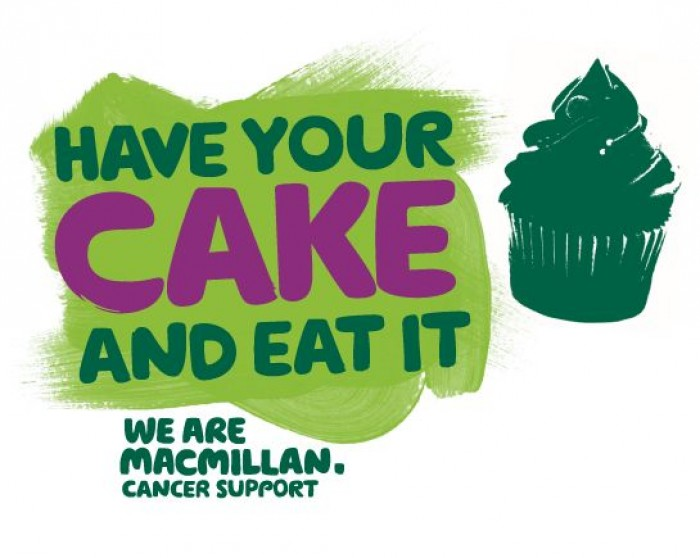 29th Sept: Putterills Macmillan Coffee Morning