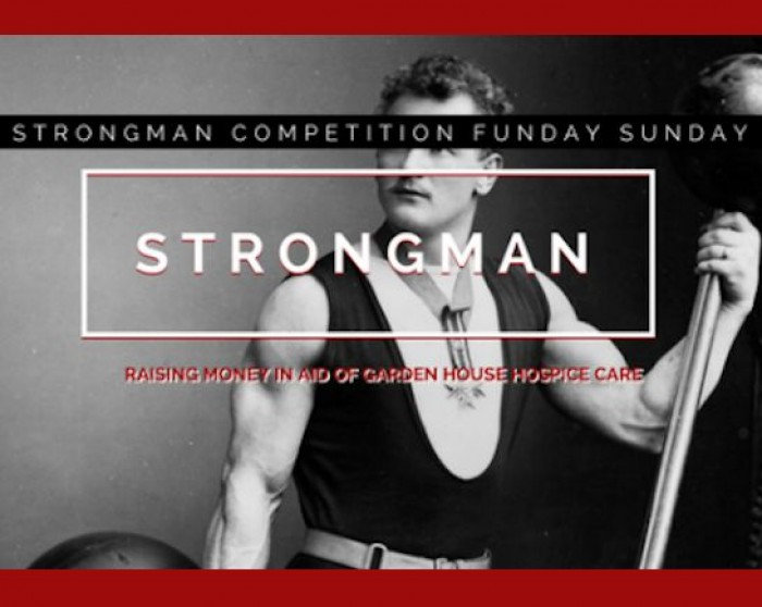 8th Oct: Peak Strongman Competition, Hitchin