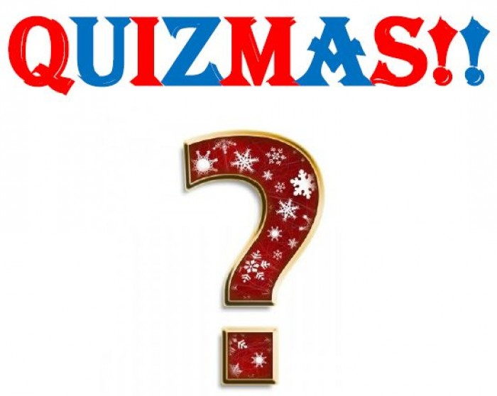 2nd Dec: Quizmas, Knebworth Village Hall