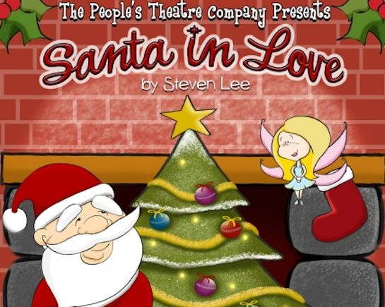 3rd Dec: Santa in Love, The Sandpit Theatre, St Albans