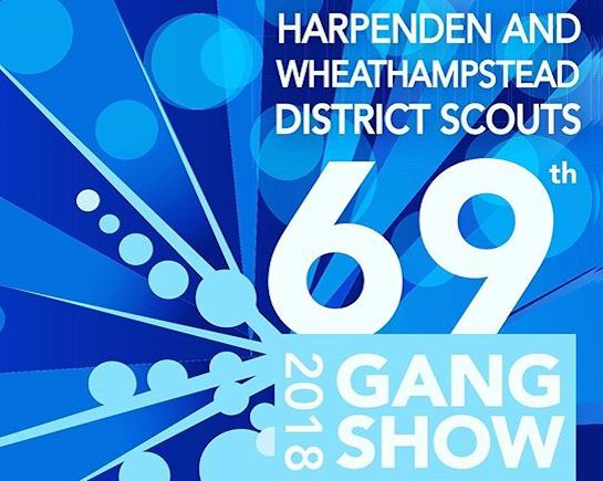 9th-13th Jan: 69th Harpenden Gang Show, Public Halls