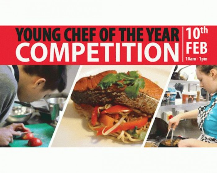 10th Feb: Young Chef of the Year, Oaklands College, St Albans