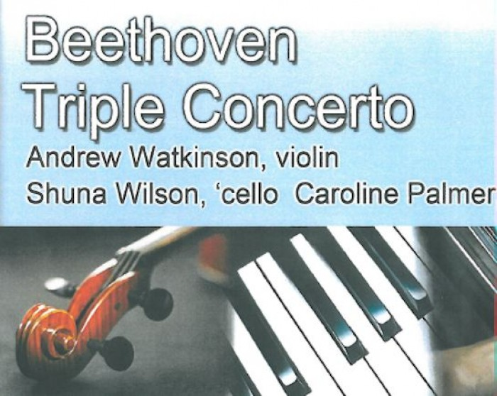 17th March: Beethoven Triple Concerto, St Francis Church, WGC