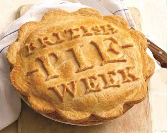 5th-11th: Pie Week at The Rose and Crown, Sandridge