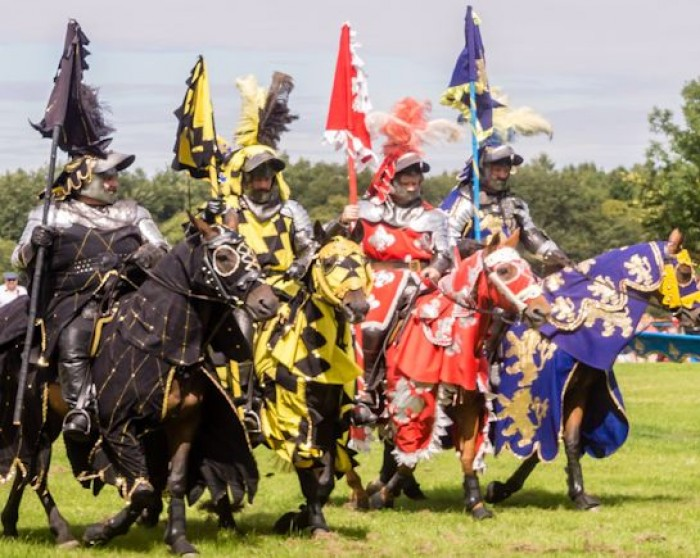 1st-2nd April: Jousting, Knebworth Park