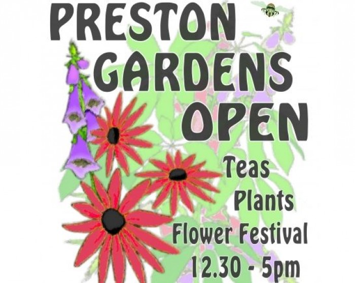 27th May: Preston Open Gardens