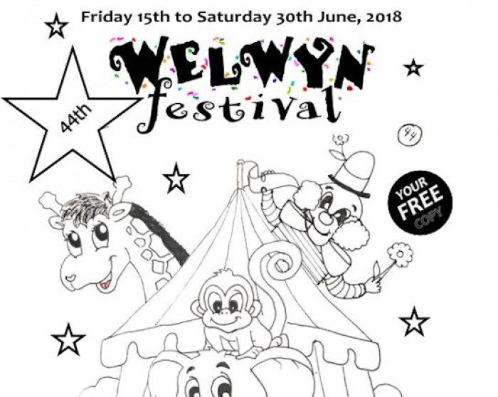 15th-30th June: Welwyn Festival