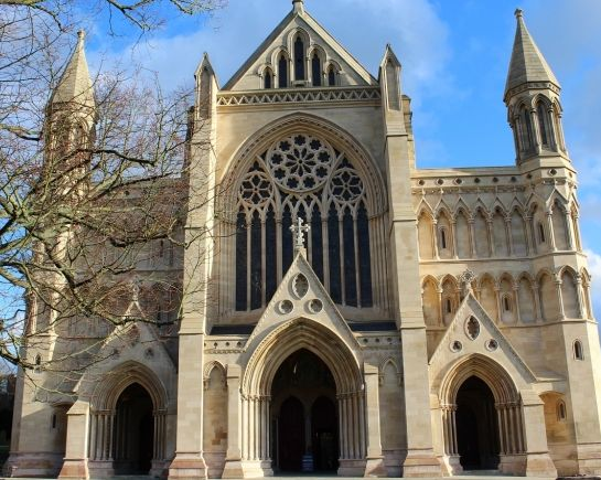 14th June: Faith & Football, St Albans Cathedral
