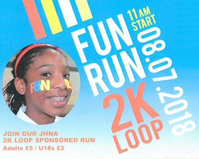 8th July: John Henry Newman Fun Run, Stevenage