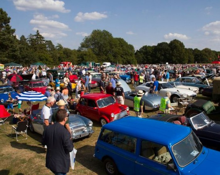 25th July: Classics on the Common, Harpenden