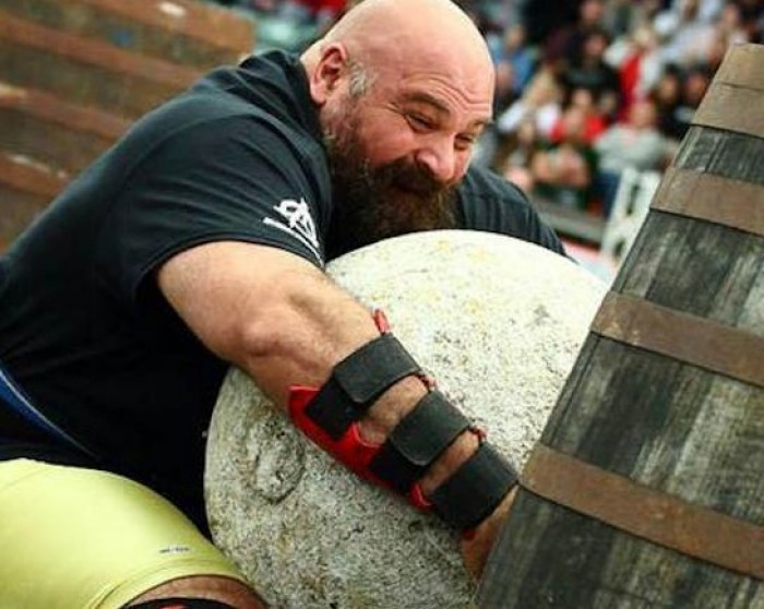 27th July: UK's Strongest Man, St Albans