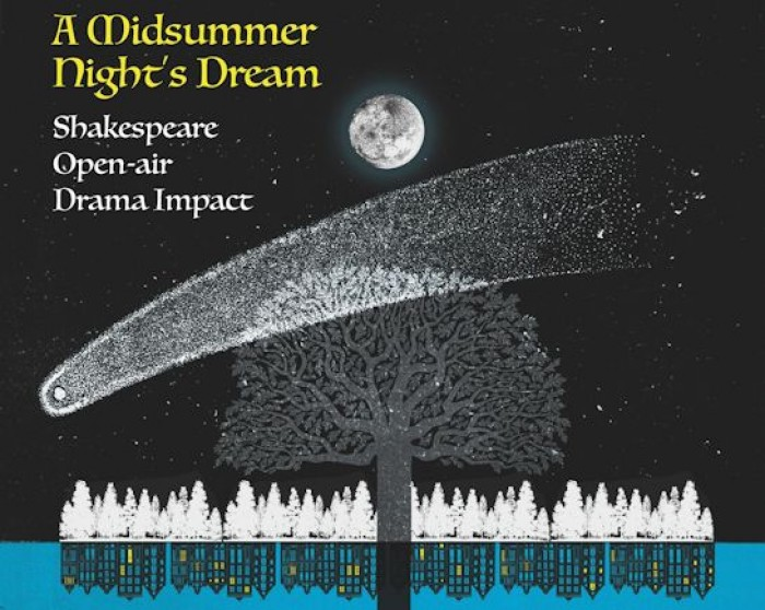 19th Aug: Midsummer Night's Dream Open Air, St Paul's Walden
