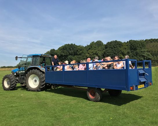 27th Aug: Family Fun Day, Tewin Bury Farm