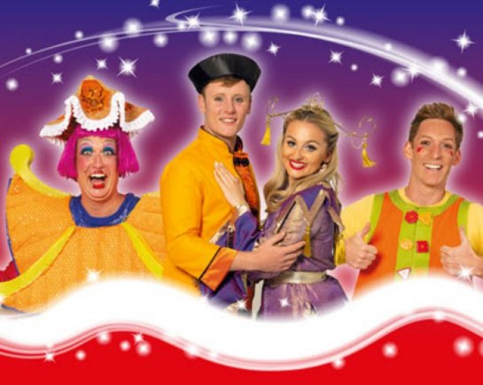 15th Dec: Aladdin Pantomime, WGC